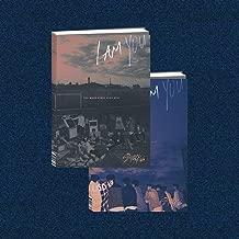 Stray Kids - I am You [Randome ver.] (3rd Mini Album) CD+Photobook+3 QR Photocards+Double-Sided Photo Cards