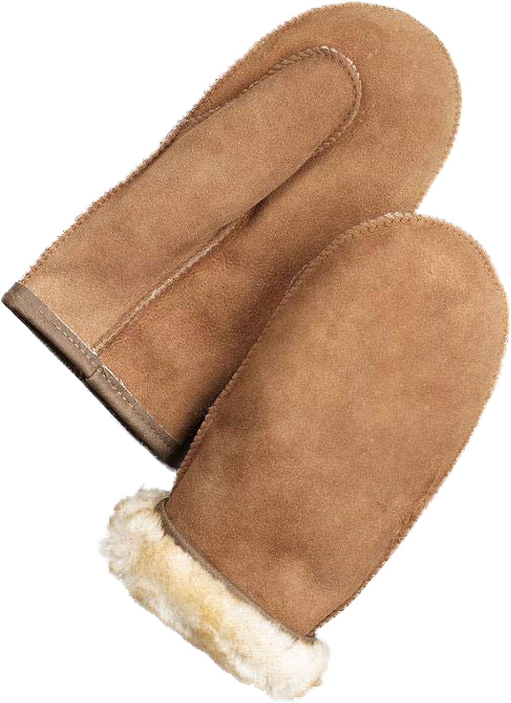 frr Men's Alaska Shearling Sheepskin Mittens