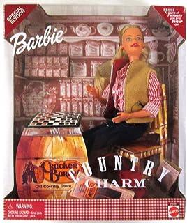 Barbie Country Charm Cracker Barrel Doll