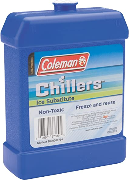 Coleman Chillers -  Large Ice Substitute Hard Packs
