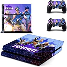 Fortnite Skin Sticker for Sony Playstation 4 and Remote Controllers