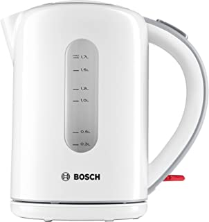 Bosch Bouilloire Blanc 1,7 L 2200 W