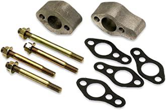 Moroso 63510 Water Pump Spacer Kit for Small Block Chevy