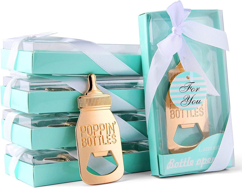 5☆大好評 高品質新品 Baby Bottle Opener Wedding Favors Guests for