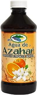 Agua De Azahar Orange Flower Water 8fl Oz
