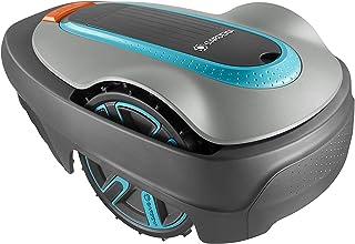 GARDENA SILENO city 300 | Tondeuse Robot jusqu'à 300m² - Tond sous la pluie et passages étroits, Bluetooth App, Capteur de...