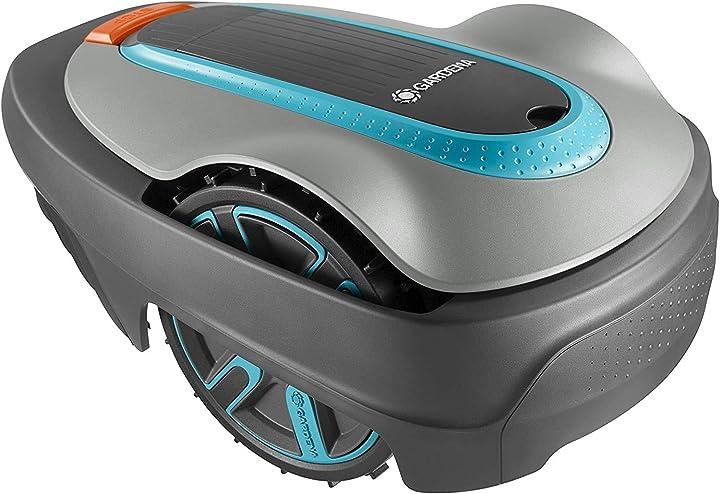 tosaerba robot - gardena 15300-47 - fino a 300 m² - tagliaerba robot
