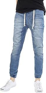 JD Apparel Men's Harem Twill Joggers Pants