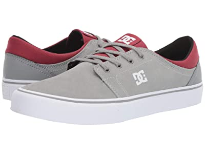 DC Trase SD (Grey/Dark Red) Men
