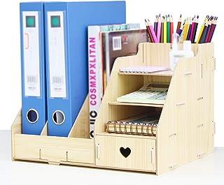 Bookshelves, Office Desktop Storage Boxes, Drawer-type Stationery Racks, Bookshelves And Information Racks For Study Bedro...