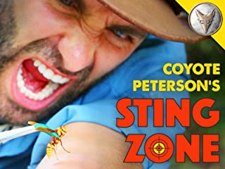 Coyote Peterson's Sting Zone