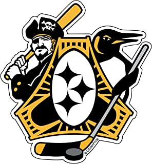 pittsburgh pirates steelers penguins logo