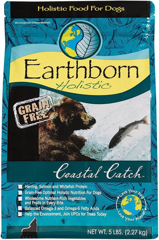 Earthborn Holistic Dry Dog Food  Coastal Catch, 6 lb.
