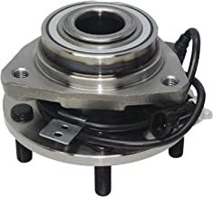 Parts Warehouse 1 Pc New Front Left Or Right for Chevy Gmc Olds Wheel Hub and Bearing Assembly 4Wd 4X4