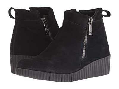 The FLEXX Easy Does It (Black Waterproof Suede) Women