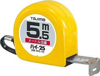 タジマ(Tajima) コンベックス 5.5m×25mm ハイ25 H2555BL
