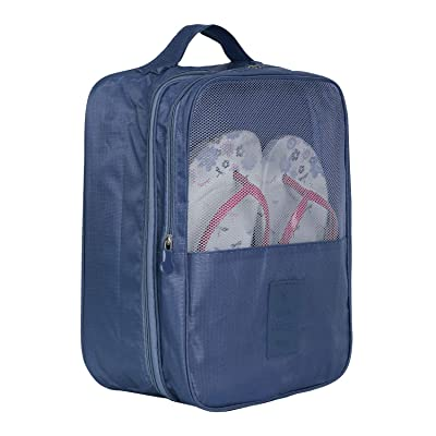 Promover Shoe Storage Bag Holds 3 Pair of Shoes...