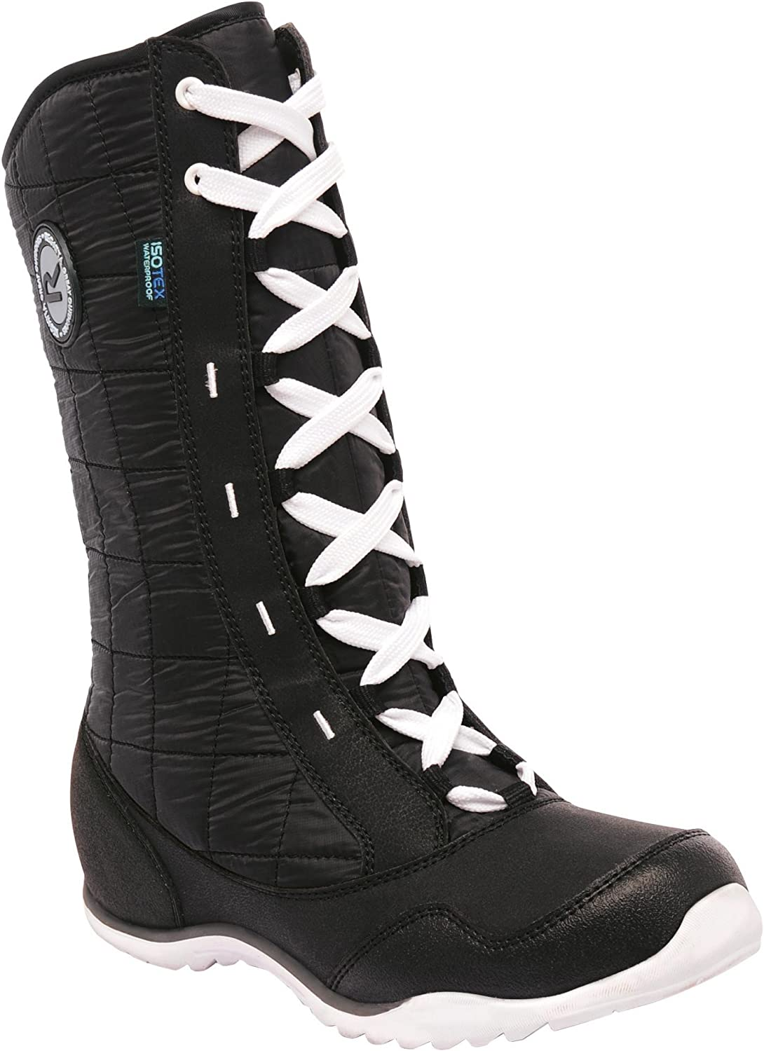 Regatta Great Outdoors Womens Ladies Northstar Lace Up Waterproof Winter Boots