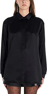Luxury Fashion | Saint Laurent Womens 512192Y070N1000 Black Shirt | Autumn-Winter 19