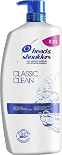 Head & Shoulders Classic Clean - Shampoo anti-forfora, 1 x 900 ml