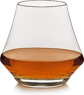 Libbey Craft Spirits Whiskey Glasses, Set of 4