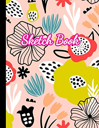 """Sketch Book: 8.5"""" X 11"""" Artist Sketchbook: 100 Pages for Sketching, Drawing and Creative Doodling - Notebook and Sketchbooks to Draw (Workbook and Handbook)"""