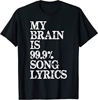 tight tee shirt lyrics