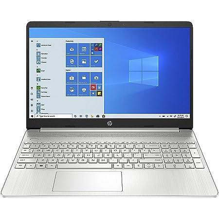 """HP 15s-fq2037ns - Ordenador portátil de 15.6"""" FullHD (Intel Core i3-1115G4, 8GB de RAM, 256GB SSD, Intel UHD Graphics, Windows 10) Plata - teclado QWERTY Español"""