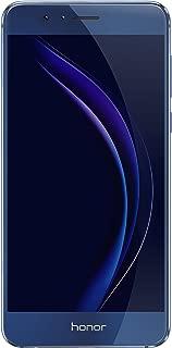HUAWEI Honor 8 Unlocked Smartphone 32 Gb Dual Camera Us Warranty 32GB Sapphire Blue