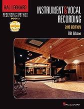 Hal Leonard Recording Method Book 2: Instrument & Vocal Recording (Music Pro Guides)