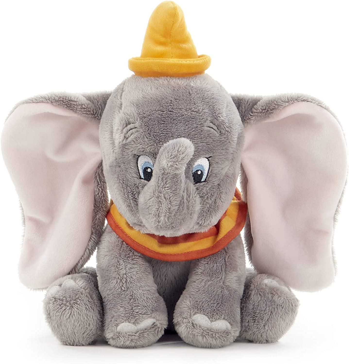 Official Disney Dumbo The Elephant 25cm Soft Plush Toy