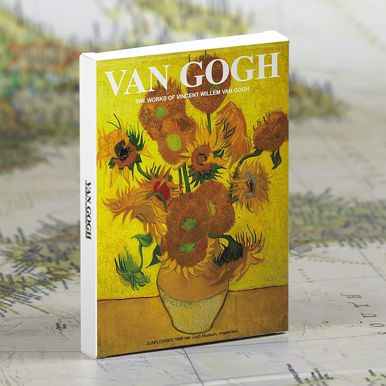 Van Gogh Art Postcards MAXLEAF C Max 62% OFF Gift Invitation Limited price Post 30PCS