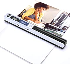 Magic Wand Portable Scanners for Documents, Photo, Old Pictures, Receipts, 900DPI, Scan..