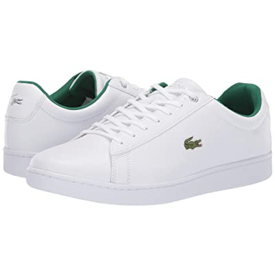 Lacoste Hydez 119 1 P SMA (White/Green) Men
