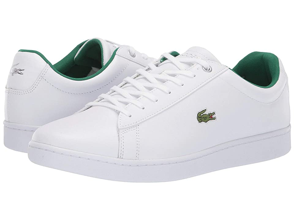 Lacoste Hydez 119 1 P SMA (White/Green) Men
