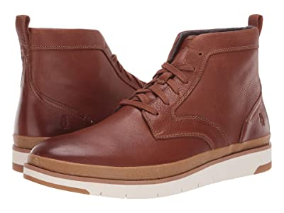 Hush Puppies Caleb PT Boot (Cognac Leather) Men