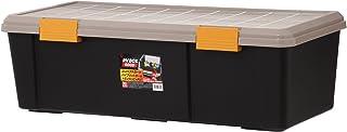 アイリスオーヤマ ボックス RVBOX 900D カーキ/ブラック 幅90x奥行40x高さ28cm