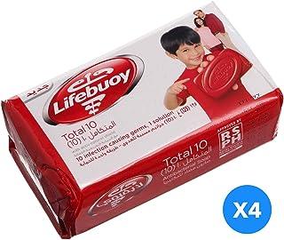 Lifebouy Soap 4 Pieces - 125 gm