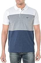 Wexford Men's Cotton Half Sleeve Polo Neck T-Shirt