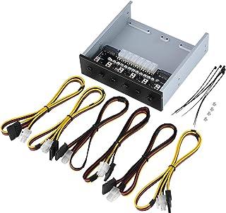 HDD Power Control Switch, 2,5 tums SATA/IDE-gränssnitt Drive Switcher Hårddiskväljare för stationär PC-dator