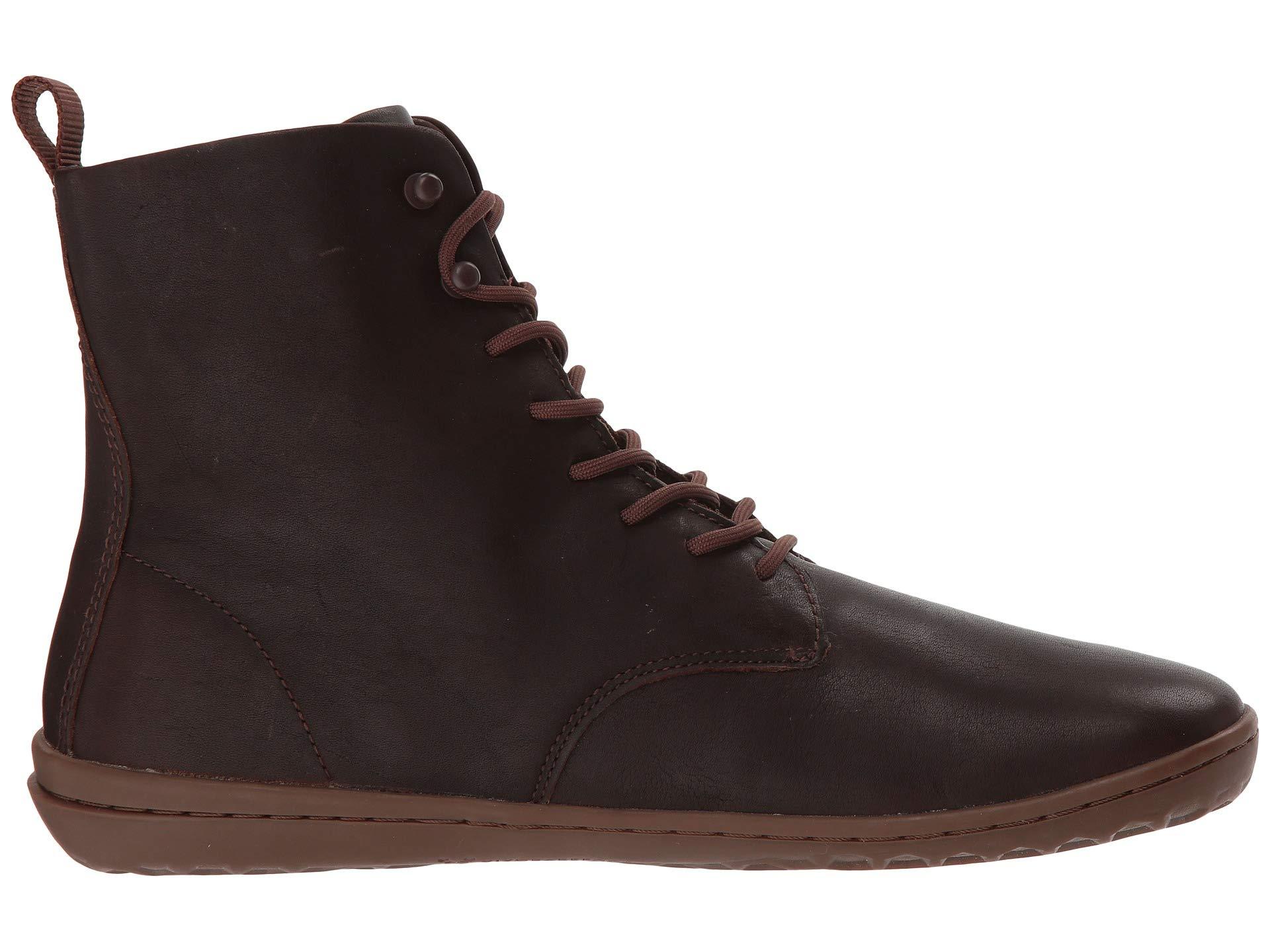 0 Leather Gobi 2 Hi Brown Vivobarefoot qzAZav