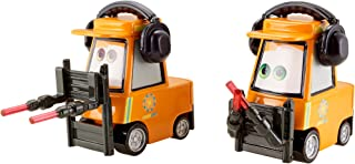 Disney/Pixar Cars, Airport Adventure 2015 Series, Nat McLugnut & Michael Honksel Die-Cast Vehicles #4,5/6, 1:55 Scale