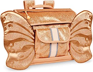 Bixbee Kids Backpack School Bag Sparkalicious Glitter Butterflyer