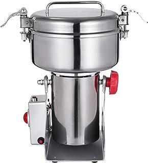 VEVOR elektrische graanmolen 2.2 LBS graanmolenmolen 2800W poedermachine Korenmolenmolen Elektrische graanmolenmolen voor ...