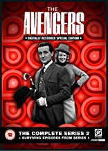 The Avengers - Complete Series 2 And Surviving Episodes From Series 1