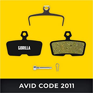 Avid Pastillas de Freno Code & Code R de 2011 & SRAM Guide RE para Freno de Disco Bicicleta I Orgánico & Sinterizado I Alto Rendimiento I Durable & Ajuste Pastillas de Freno Bicicleta