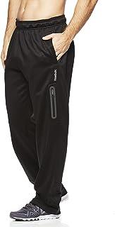 Reebok Men's Tremont Track Pants - Performance Activewear Running Bottoms