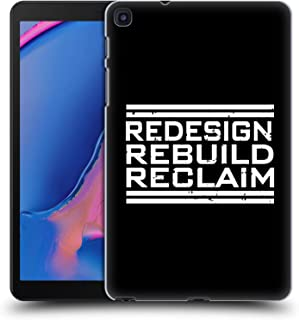 Official WWE Redesign, Rebuild, Reclaim Seth Rollins Hard Back Case Compatible for Galaxy Tab A 8.0 & S Pen 2019
