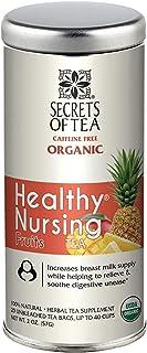 Healthy Nursing - Usda Organic-20 Biodegradable Sachets-20 Sachetsup to 40 Servings