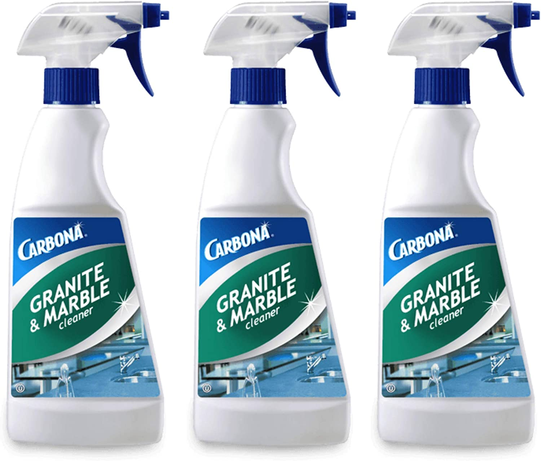 Carbona Ranking TOP19 Granite Trust Marble Cleaner o Safe Formula Non-Abrasive